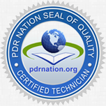 PDR Certified Specialist – PDR National Seal of Quality